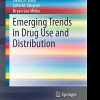 David Khey's New Book EMERGING TRENDS IN DRUG USE AND DISTRIBUTION is Released