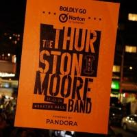 Norton and Pandora Present THE THURSTON MOORE BAND Live in New York City