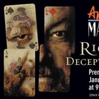 Magician Ricky Jay Featured in New Episode of THIRTEEN's AMERICAN MASTERS Tonight