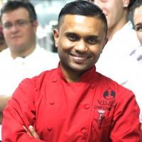 Chef's Spotlight: CHEF CHARLES of Vis a Vis in Brighton Beach, Brooklyn