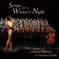 Ellen Greene's SONGS FOR A WINTER'S NIGHT Now Available