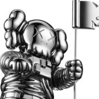 MTV Enlists Brooklyn-Based Artist Kaws to Redesign 'Moonman' for 2013 VMAs
