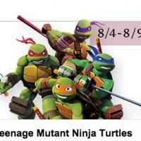 Barnes & Noble Announces Special TEENAGE MUTANT NINJA TURTLE Events