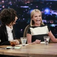 Photo Flash: Kristin Chenoweth Visits CBS's THE TALK AFTER DARK