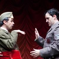 Hitler y Franco se juntan de nuevo en el Teatro del Barrio con 'Hendaya, el musical'