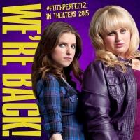 First Look - Anna Kendrick & Rebel Wilson Featured in PITCH PERFECT 2 Poster