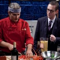 Celebrities Gear Up for First-Ever CHOPPED TOURNAMENT OF STARS Tonight