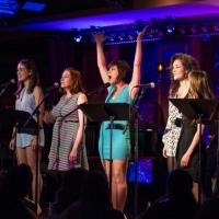 Photo Coverage: Susan Blackwell, Krysta Rodriguez & More Serve Up VOLLEYGIRLS Benefit at 54 Below