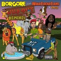 BORGORE to Release 'Wild Out Remixes' EP