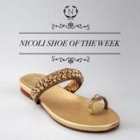 NICOLI Debuts New Collection of Crystal Embellished Shoes and Handbags