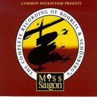 Reissue of MISS SAIGON Complete Recording Out Today