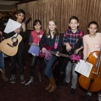 Photo Coverage: Kids Gather in NYC for a Chance to Join the Class of Broadway-Bound SCHOOL OF ROCK!