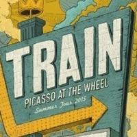 TRAIN Announces 'Picasso at the Wheel' Summer Tour!