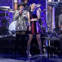 VIDEO: Jennifer Hudson & Iggy Azalea Perform 'Trouble' on TONIGHT SHOW