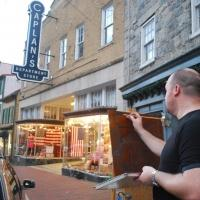 #PaintItEC Draws Artists to Ellicott City, Now thru 7/14
