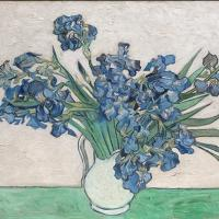Van Gogh's 'IRISES AND ROSES' Reunite in Met Exhibition, Opening Today