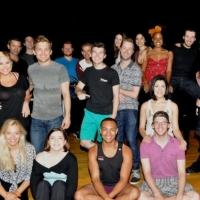 Photo Coverage: In Rehearsal for BROADWAY RISING STARS 2014!