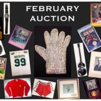 Michael Jackson's History Tour Glove & More Collectibles Up for Auction