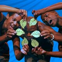 BWW Reviews: TREE / BOOM / UMTHI an Enchanting Experience for the Littlies
