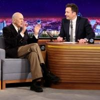 VIDEO: Carl Reiner Recreates His First TV Appearance on TONIGHT SHOW
