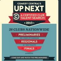 Comedy Central's UP NEXT Talent Search Comes to Cobb's Comedy Club Tonight