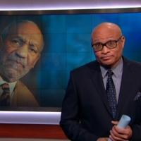 VIDEO: Larry Wilmore Weighs In on Bill Cosby on 'NIGHTLY SHOW'
