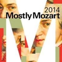MOSTLY MOZART FESTIVAL 2014 Releases Highlights of Week 2, 8/4 - 8/10
