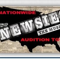NEWSIES Launches Nationwide Audition Tour in Philadelphia, 2/8