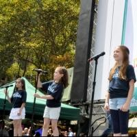 BWW TV: MATILDA Cast Gets Naughty at BROADWAY IN BRYANT PARK!