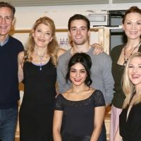 FREEZE FRAME: Vanessa Hudgens & the Cast of Broadway-Bound GIGI Meet the Press!
