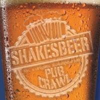 New York Shakespeare Exchange's August ShakesBEER Pub Crawl Set for Today