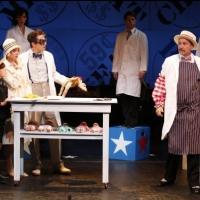 RED EYE OF LOVE, Starring Josh Grisetti, Alli Mauzey and Kevin Pariseau, Opens Off-Broadway Tonight