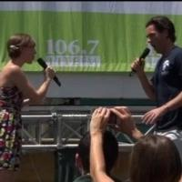 BWW TV: THE PHANTOM OF THE OPERA Brings the Music of the Night to Bryant Park