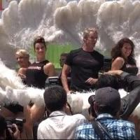 BWW TV: CHICAGO Cast Jazzes Up BROADWAY IN BRYANT PARK- Highlights!