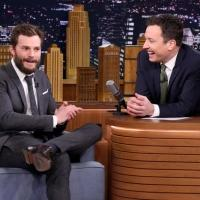 VIDEO: Jamie Dornan Reads FIFTY SHADES with Different Accents on TONIGHT!