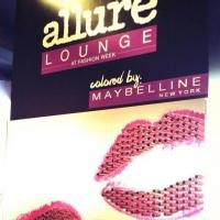 Allure And Maybelline Provide Insider Access During New York Fashion Week