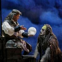 Photo Flash: Placido Domingo, Susan Graham, David Daniels and More in THE ENCHANTED ISLAND - All the Pics!