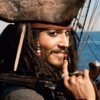 Johnny Depp to Release Album of Pirate Ballads