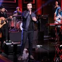 VIDEO: Sheppard Performs Hit Song 'Geronimo' on TONIGHT SHOW