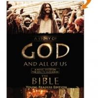 Book Based on THE BIBLE Miniseries Becomes National Bestseller on the Heels of Telecast Success