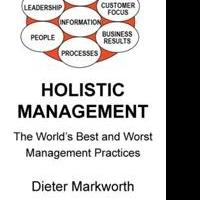 Dieter Markworth Promotes HOLISTIC MANAGEMENT in New Book
