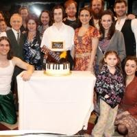 FREEZE FRAME: ONCE Cast Celebrates One Year on Broadway!
