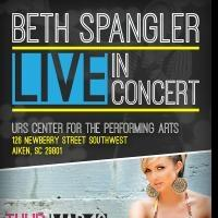 Innovative Stoneworx Entertainment Presents BETH SPANGLER LIVE IN CONCERT, 3/19