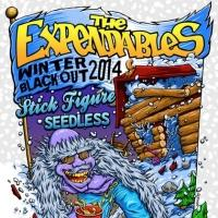 The Expendables Announce 2014 Tour Dates