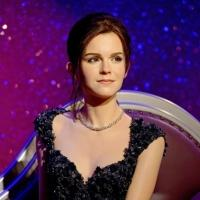 Photo Flash:  Emma Watson Wax Figure Unveiled at London's Madame Tussauds