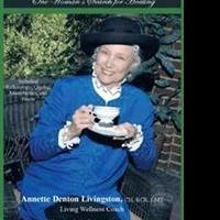 Annette Denton Livingston Promotes Natural Treatments in LIVING WELLNESS TODAY