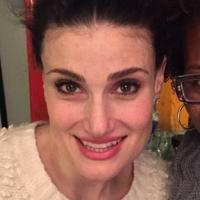 Idina Menzel Introduces New BroaderWay Charity Necklace