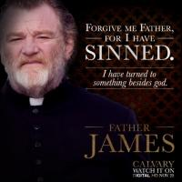 Photo Flash: CALVARY Out on DVD/Blu-ray Today