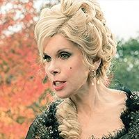 Christine Baranski Talks INTO THE WOODS & Reveals New Clip On GMA