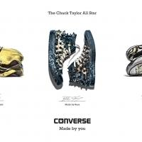 Converse Launches Global Campaign, 'Made By You'